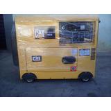 Generador/ Planta Electrica Cat Diesel 10 Kva (silenciosa)