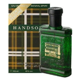 Perfume Frances Handsome Green ( Polo ) Masc. 100ml - Leilão