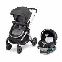 Travel System Ultraliviano Chicco Urban Duo Con Base