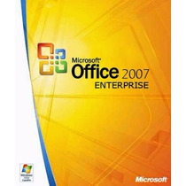 Office Enterprise 2007 - Pt-br + Ativador Permanete