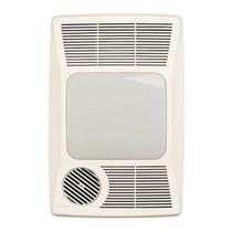 Ventilador Baño Broan 100 Hl Orientable, Con Calefacción Y L