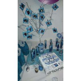 Candy Bar Frozen Mesa Temática Golosinas X 20