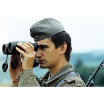 Bibico Overseas Cinza Quepe Militar Alemao Ddr Tam 58 E 60cm