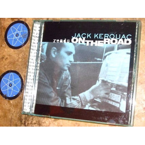 Cd Imp Jack Kerouac - Reads On The Road (1999) C/ Tom Waits