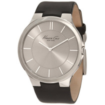 Kenneth Cole New York Kc1847 Hombre Stainless Steel Reloj Wi
