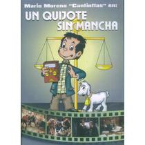 Un Quijote Sin Mancha Mario Moreno Cantinflas Pelicula Dvd