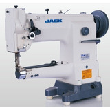 Maquina Cañon Industrial Jack Triple Arrastre Nueva,garantia