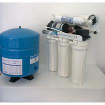 Purificador De Agua 5 Filtro (osmosis Inversa) 500 Ltrs Diar