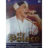 2 Cd+dvd El Polaco Todos Sus Exitos Nuevo