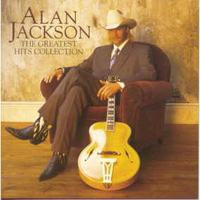 Cd Alan Jackson - The Greatest Hits Collection (93526)