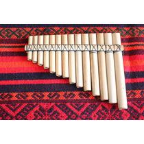 Flauta Pan Iniciantes +manual + Cd Audio Instrumental