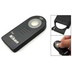 Controle Remoto Para Nikon D3200 D5100 D7000 D90