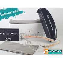 Lentes Monturas Technomarine Dimitri Rave Vista Collection