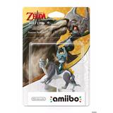 Breath Of The Wild Amiibo Wolf Link Zelda Envío Hoy