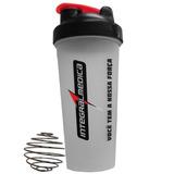 Coqueteleira Shaker - Blender - Preta - 600ml-integralmédica