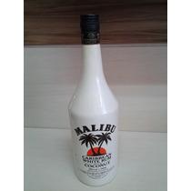 Garrafa Malibu Coconut Rum - Original Importado