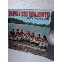 Lp Vieira E Seu Conjunto 1981 Lambada Das Quebradas V. 3