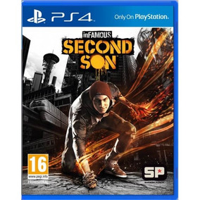 Infamous Second Son - Ps4 - Codigo Secundário
