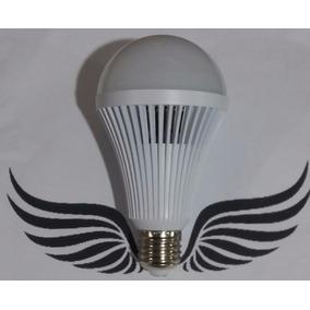 5 Lâmpada Led E27 9w Sensor De Presença (220v) Movimento Inf