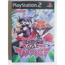 Yu Gi Oh! Gx Tag Force Ps2 Game - Frete Grátis