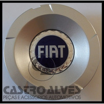 Calota Calotinha Centro Roda Fiat Stilo Abarth Aro 15 - 1 Pç