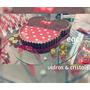 Tábuas/suporte Em Vidro Para Bolos/doces/cupcakes/salgados