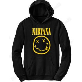 Buzos Nirvana 14 Modelos Ra Calidad - Rock Metal