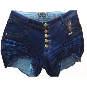 Short Jeans Feminino Plus Size Pant+grande Barato Até 54 Top