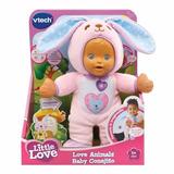Muñeca Love Animals Baby Conejito Canciones Original Vtech
