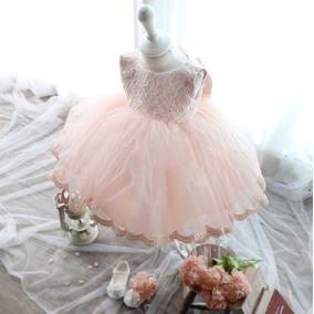 Vestido Infantil-festa- Daminha