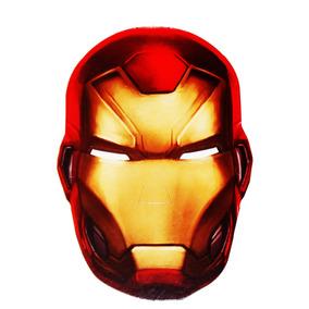 Máscaras Cartón Fiesta Disfraz Iron Hombre Araña C América