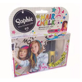 Sophie Mascara Para Pintar Pelo Set Hair Chalk Educando