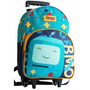 Exclusiva Mochila Con Ruedas Adventure Time