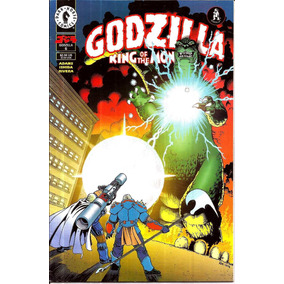 Godzilla Nº 6 King Or The Monsters Dark Horse Comics(inglés)