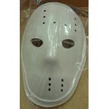 Máscara Careta De Plástico Halloween - Jason Martes 13
