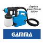Equipo De Pintar Gamma 500w Compresor Aire Pintura Portatil
