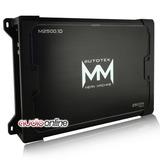 Amplificador Autotek M2500.1d Potencia Maxima De 2500 Watts