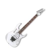 Guitarra Eléctrica Ibañez Steve Vai Blanca Jemjr Wh