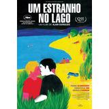 Dvd Um Estranho No Lago - Gay Original Raro Novo - Imovision
