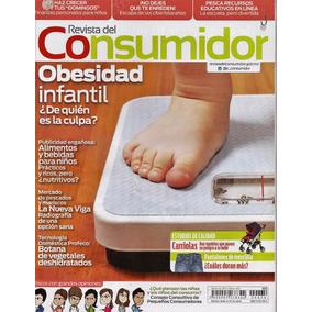 Revista Del Consumidor - Obesidad Infantil - Carriolas