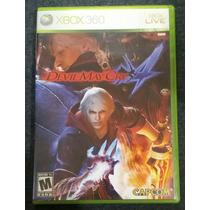 Devil May Cry 4 Para Xbox 360 Usado