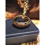 Lord Of The Rings Anillo Edición Gold Con Cadena, Replica