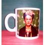 Taza Frida Personalizada Con Nombre Promo Renovación Stock