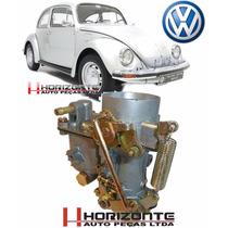 Carburador Fusca 1500/1600 30 Pic Gasolina Remanufaturado