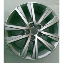 Roda De Liga Leve 5 Furos Aro 15 Fox,golf,polo Original