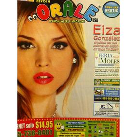 Eiza Gonzalez Revista Orale