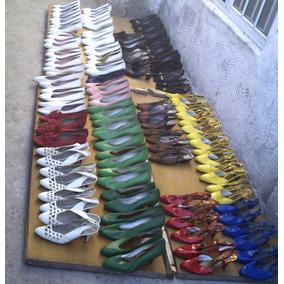 Zapatos Clasicos Y Sandalias De Dama Varios Talles