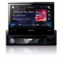 Dvd Automotivo Pioneer Avh-x7880tv Tela Retratil Multimidia