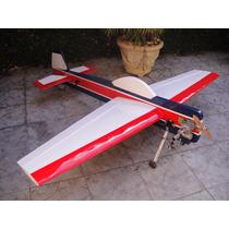 Planta Aeromodelo Yak 55m Perfilado Corte Laser - Fret Gráts