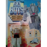 Gobots - Lider 1 - Impecable En Blister - No Transformers